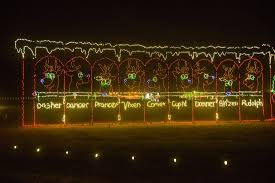 The Best Christmas Light Displays by A Selection Of The Best Holiday Light Displays In The U S Toplife