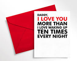 printable father u0027s day card to daddy from baby infant