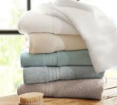 pottery barn bath towels towel