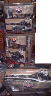 starter sets and packs 81042 lionel 6 81395 kinkade
