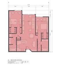 Marina Square Floor Plan Spruce Street How Propertieshow Properties Rent Bedbath Square