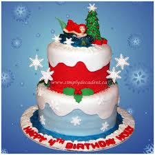 little mermaid birthday cake kit image inspiration of cake and