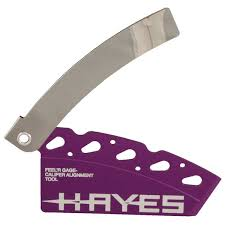 amazon com hayes brake pad u0026 rotor alignment tool automotive