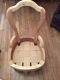 refection siege les différentes é de la réfection d un siège