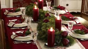 table decorating ideas christmas dining table decorating dining room windigoturbines