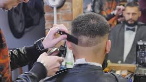 older men getting mohawk haircuts videos old vintage barber chair barber chair lifts with pedal stock