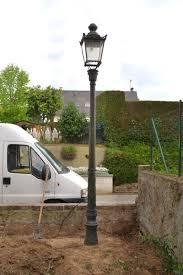 reverbere en fonte réverbère ou lampadaire fonte lampadaires