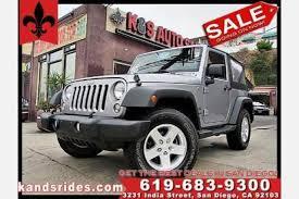 edmunds jeep wrangler used jeep wrangler for sale in san diego ca edmunds