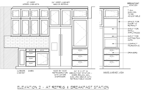 Kitchen Drawings Bhg Kitchen Bath Makeovers Cover Feature Year 2 Jenna Burger