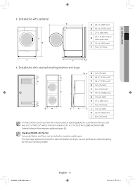 samsung home theater system manual installation with pedestal samsung dv42h5200gf a3 user manual