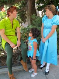Peter Pan And Wendy Halloween Costumes by Sunday September 23 A Tale Of Two Kielys Our Disneyland Diary