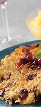 pumpkin latkes with spiced cranberry sour thanksgiving