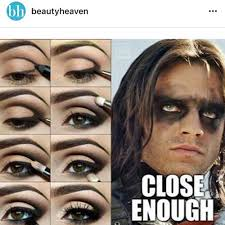 Eyebrow Meme - hilarious makeup memes from insta that are so accurate beautyheaven