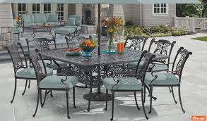 patio u0026 pergola wrought iron ohana outdoor furniture design for