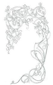 Floral Art Designs Embroidery Art Nouveau Frances Caulfield Designs For Download