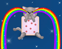 Nyan Cat Know Your Meme - what happens when nyan cat was crying is it sad nyan cat pop