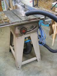 table saw vacuum dust collector tablesaw dust collection with shop vac bolis com