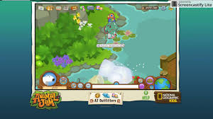 Animal World Map by Secret Place On Animal Jam World Map Left Top Corner Only For