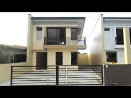 Floor Plan For Two Storey House In The Philippines Real Estate Property Maiko Complete In Las Piñas City Metro
