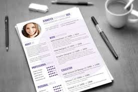 Resume Templates That Stand Out 20 Professional Resume Templates To Grab Attention