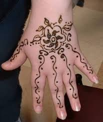 henna hand tattoo art and designs page 22