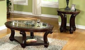 dark wood coffee table sets dark wood end tables amazing of round coffee table sets coffee table