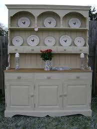 pine dresser usa hutch painted in ascp u0027old ochre u0027 painted