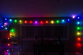 ge led christmas lights weekend project web controlled christmas lights with node js