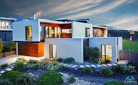 Split Level Home Designs Sloping Block House Designs Geelong Split Level Home