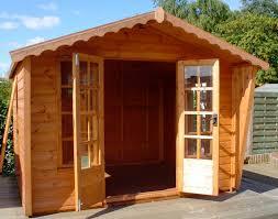 Garden Shed Summer House - garden summerhouses summerhouse sales