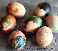 Decorating Eggs Decorating Eggs With Edible Paints And Markers U2013 Danya Banya