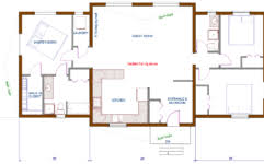 Open Concept House Plans Open Floor House Plans Home Design Ideas