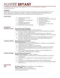 director human resources resume sample resume human resources hr recruiter resume sample cover