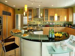 glamorous white kitchen islands with breakfast bar for round