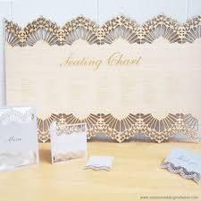 Tri Fold Invitations Wedding Stationary That Resembles Beautiful Lace Wedding Invitations