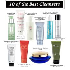 10 of the best cleansers the luxe beauty blog