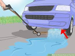 3 ways to prevent rust on your car wikihow