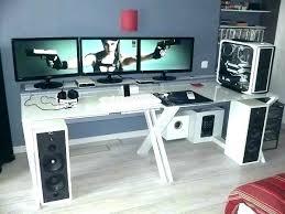 ordinateur de bureau pour gamer bureau pour pc bureau pas bureau pour quel bureau pour pc gamer