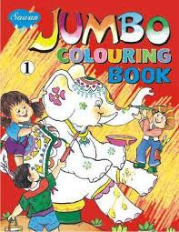 children colouring books service provider delhi