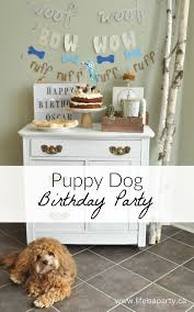 dogs puppies birthday party ideas birthday party drinks dog