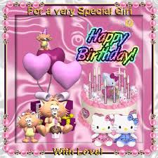 for a very special free happy birthday ecards greeting