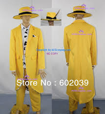 the mask costume aliexpress buy the mask stanley ipkiss costume