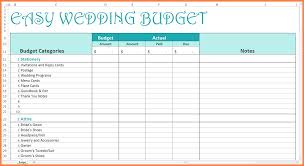 free sle wedding programs ideas sle wedding budgets free wedding budget spreadsheet