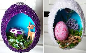 egg ornaments make stunning diy vintage egg ornaments beesdiy