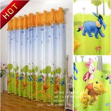 Yarn Curtains 2017 Free Delivery Boy Lovely Cartoon Teddy Bear And Custom To