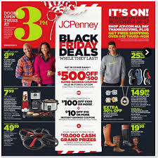 jcpenney black friday sale ad 2015
