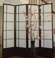 2 panel room divider fuji shoji screen black room dividers folding screen uk