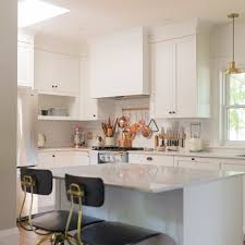 kitchen cabinets wall extension kitchen cabinet soffit space ideas apartment therapy