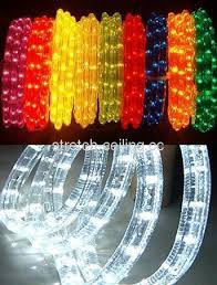 multi color 3 wire led rope lighting from china manufacturer