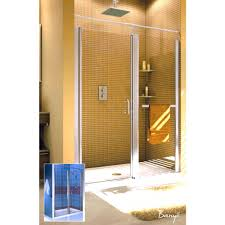 Fleurco Shower Door Fleurco E2527 12 40 Sevilla 70 25 27 Framless Pivot Shower